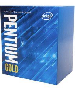 Intel Pentium Gold G6400 10th gen Coffee Lake