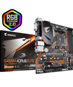 Gigabyte B450M AORUS Elite AMD Gaming Motherboard