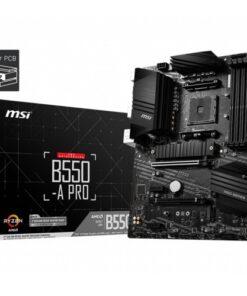 MSI B550-A Pro AM4 AMD ATX Motherboard