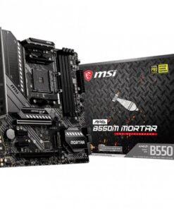 MSI MAG B550M Mortar AMD Micro